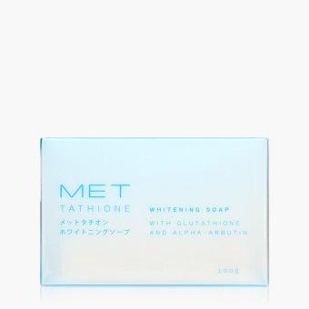 Mettathione Whitening Soap 120g