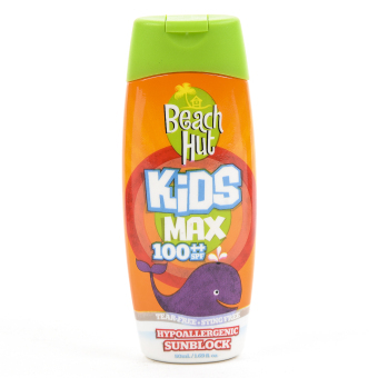 Beach Hut Kids Max Sunscreen SPF 50ml