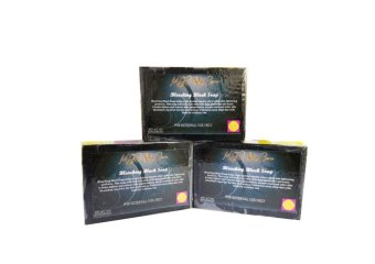 MGC Bleaching Black Soap 135g Set of 3