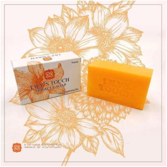 Lily's Touch Soap 3pcs Pack