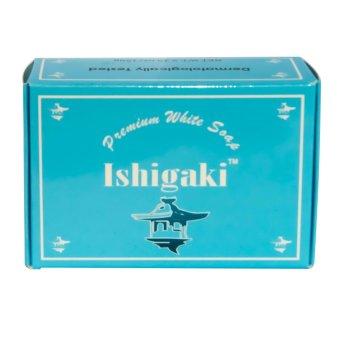 AUTHENTIC Ishigaki Premium Glutathione Skin Whitening Anti-aging Soap 150g