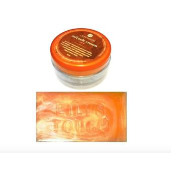 Lily's Touch Miracle Cream 50ml and Miracle Soap 90g Bundle