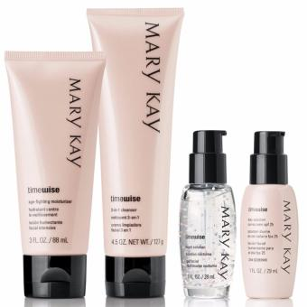 Mary Kay Timewise Miracle Set combination to oily (with bag)