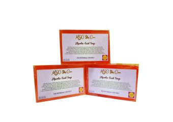 MGC Glycolic Acid Soap 135g Set of 3