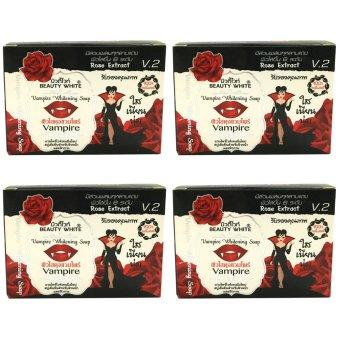 Vampire Super Whitening Soap 80g Bundle of 4