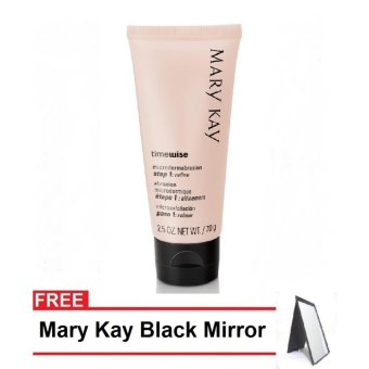 Mary Kay Timewise Microdermabrasion Step 1: Refine With Free Mary Kay Black Mirror