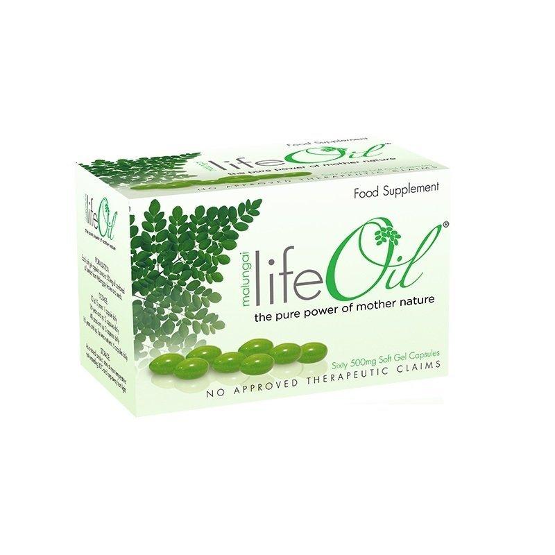 Life oil malunggay capsules reviews