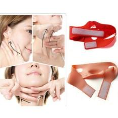 PHP 386. New Silicone Face lift double chin Wrinkle V Face Chin Cheek Lift Up Slimming Slim Mask Ultra-thin Belt Strap ...