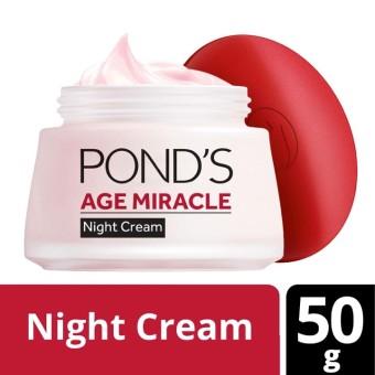 Pond's Age Miracle Night Cream 50g