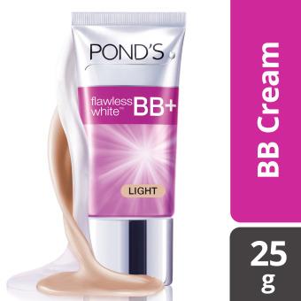 PONDS  FLAWLESS WHITE BB CREAM LIGHT 25G