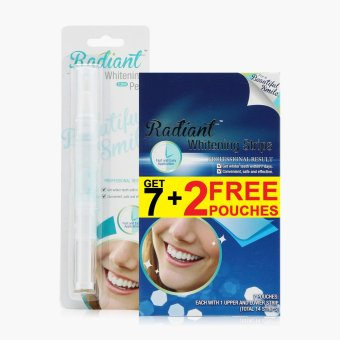 Radiant Teeth Whitening Kit
