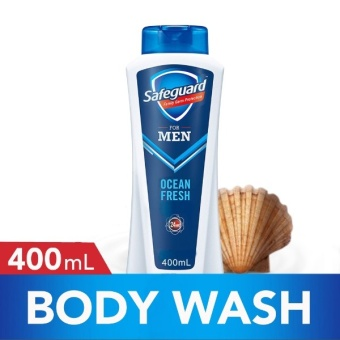Safeguard(TM) Ocean Fresh Body Wash 400ml