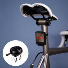 PHP 895. Bike Rear Tail Laser 64 LED Light Rechargeable Wireless Remote Turn Signal WaterproofPHP895
