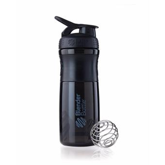 Blender Bottle SportMixer Tritan Grip Shaker Bottle, 28-Ounce
