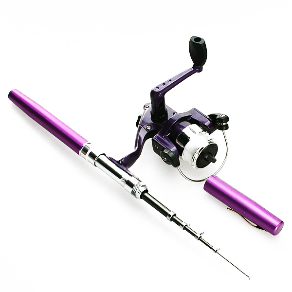 Fishing rods for sale fishing poles brands prices in for Purple fishing rod