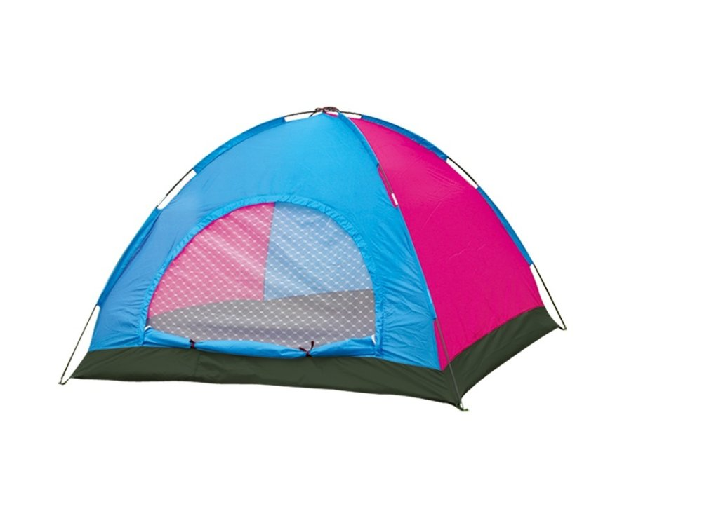 Image result for 3 PERSON FIBER GLASS TUBE TENT