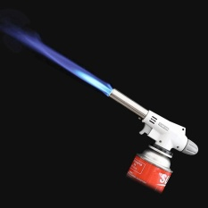 PHP 530. New Style Outdoor Camping Portable Flame Gun Butane Burners Torch Welding Fire Maker Lighter ...