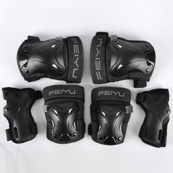 Professional Guards pads for knee Elbow Shin at Motocross CyclingMotorbike Motorbicycle MTB Motorcycle racing suitable for Youthathlete Motorcycler Super Bikers Speed Racer (M size)