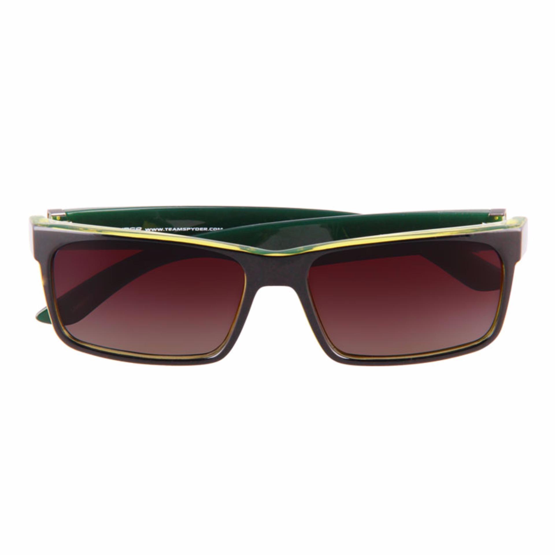 Nixon Sunglasses  spyder lifestyle eyewear nixon 3 9s010 pz shiny black frame smoke