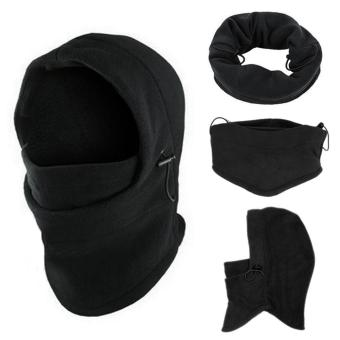 Thermal Fleece Balaclava Hood Police Swat Ski Bike Wind StopperMask