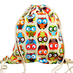 Draw String Bag for sale - String Backpacks brands & prices in ...