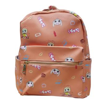 Anime - Umaru Chan School Bag Design ( Orange )