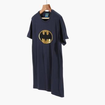 Batman Boys Teens Graphic Tee (Navy)