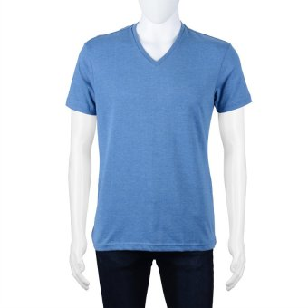 Blued Kerby Basic Shirt (Pagoda Blue)