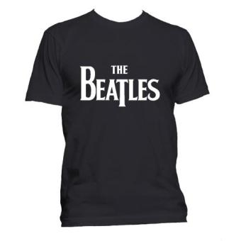 Fan Arena The Beatles Inspired T-shirt (Black)