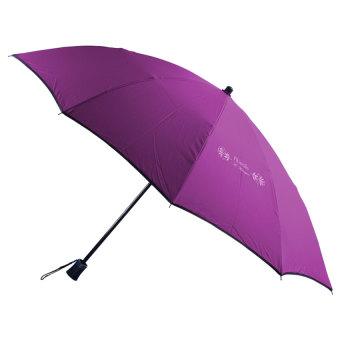 Fibrella Le Baroque Umbrella F00033(Red Violet)
