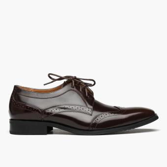 Gibi Mens Sum 9991 Derby Shoes (Brown)