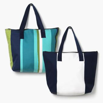 Grab Overnight Tote Bag (Set of 2)