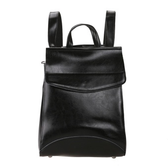 Leather Roomy Backpack for sale | Lazada Philippines