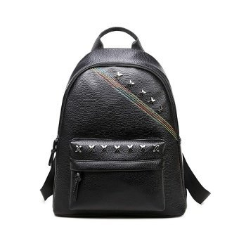 Laptop Compartment Leather Backpack for sale | Lazada Philippines