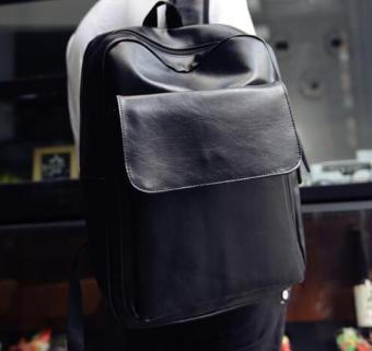 Fashionable Leather Backpack | Lazada Philippines