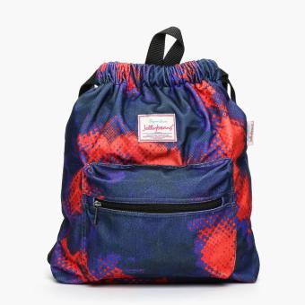 Jellybeans Ladies Pixelated Backpack (Purple)