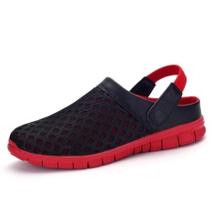 PHP 1.190. Men Fashion Summer Shoes Mens Classics Slippers Breathable Beach Sandal - intlPHP1190