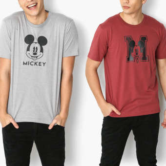 Mickey Mouse 2-piece Classic Teens Tee Set (S)