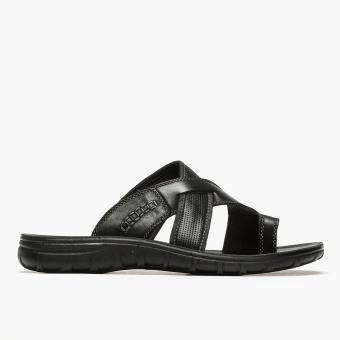 Milanos Mens Efrain Sandals (Black)