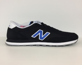 New Balance Q217 LFS TIER 3 501 Men's Sneakers (Black/Blue)