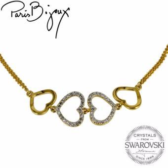 Paris Bijoux FL07671A Bracelet (Gold)