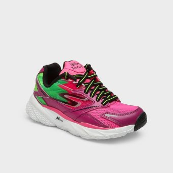 Skechers Girls Go Run Ride 4 Rubber Shoes