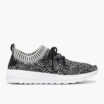 Sprint Mens Pablo Sneakers (Black)