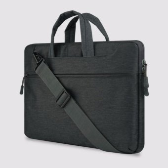15 inch laptop bag shoulder bag handbag - intl