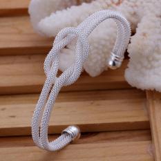 PHP 247. 360DSC Delicate Silver Plated Knotted Mesh Design Women's Cuff Bracelet - intlPHP247. PHP 255. 360DSC Progressive Mesh Tea Ball Infuser ...