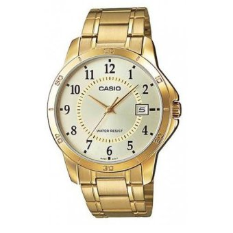 casio mens gold stainless steel band watch mtp v004g 9budf lazada ph casio men s gold stainless steel band watch mtp v004g 9budf