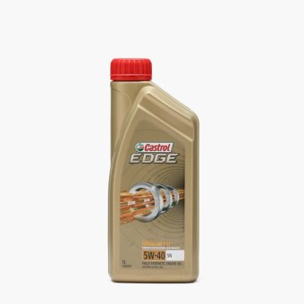 castrol edge 5w 40 sn fully synthetic engine oil 1l. Black Bedroom Furniture Sets. Home Design Ideas