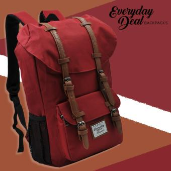 Everyday Deal Waterproof Travel Backpack Youth Unisex Trekking ...