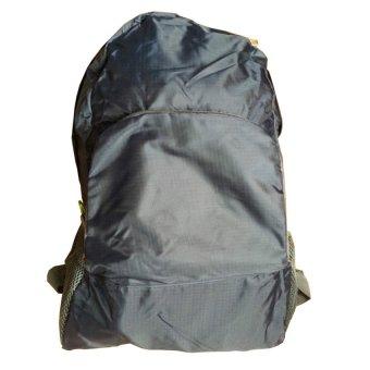 Foldable Bag Pack (Navy Blue)