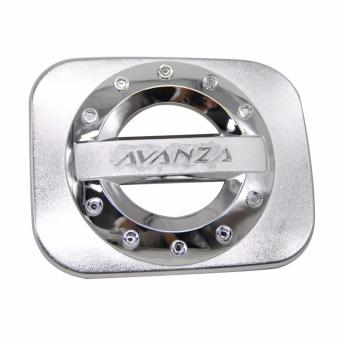 Gas Tank Cover for Toyota Avanza 2005-2011 (Chrome)